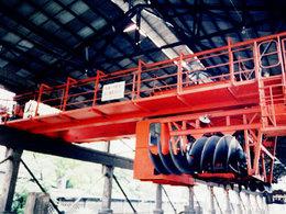 双跨螺旋卸车机