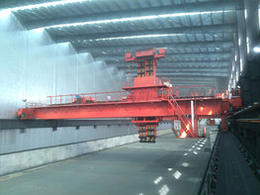 链斗卸车机--桥式