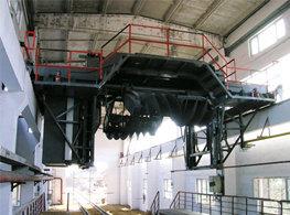 桥式螺旋卸车机