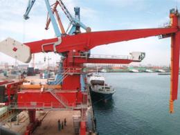 立柱式螺旋卸車機機器設備特性如何提升